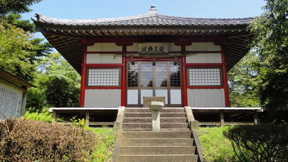 蔵王権現堂