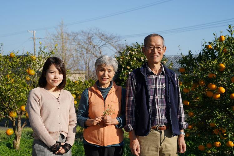 主催者の永田さんご夫婦